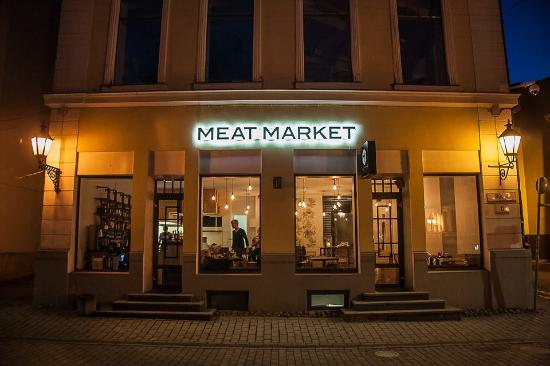 ‪Meat Market Cocktail Bar‬