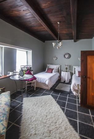 Moolmanshof Bed & Breakfast: Bed Room