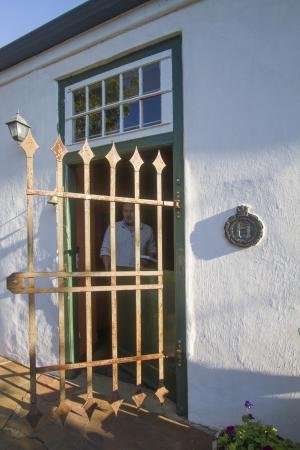 Moolmanshof Bed & Breakfast: Entrance