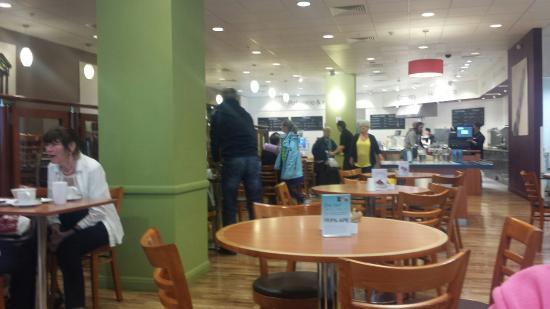 Cafe at Debenhams - Sunderland