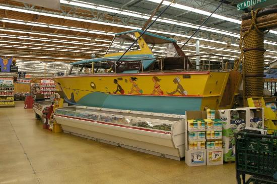 Seafood section picture of jungle jim 39 s international for Jungle jim s bathroom photos