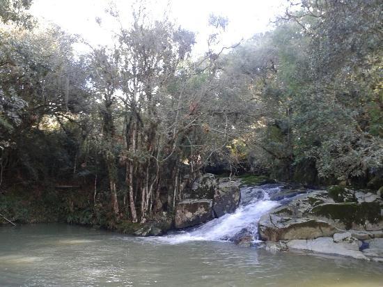 Rancho Queimado, SC: Pousada Pinheiral