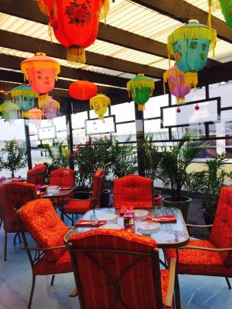 Serendipity Restaurant Outdoor Seating