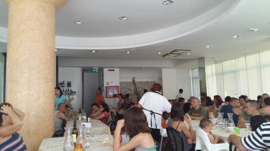 Marebello, Italy: Hotel Vernel
