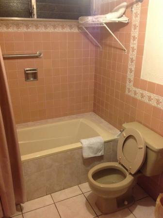 Mariana's Petit Hotel: 浴室