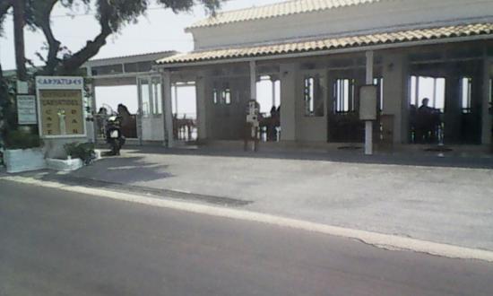 5e5af5fcadd2 Caryatides  Η τριτη φωτογραφια του εστιατορίου ειναι παραπλανητηκη και δεν  εχει καμια σχέση. Με