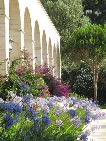 Sensimar Agios Gordios : Façade