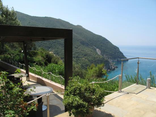 Sensimar Agios Gordios : Restaurant