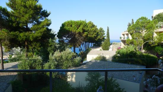 Sensimar Agios Gordios : Site hôtelier