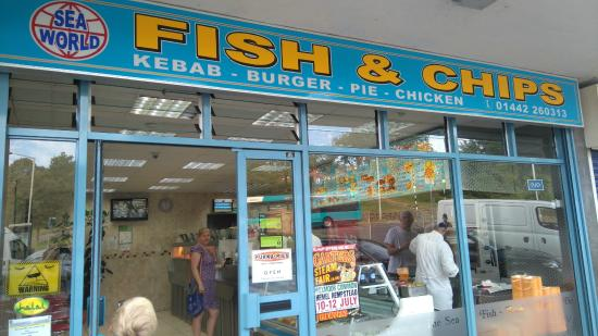 ‪Sea World - Fish and Chip Shop‬