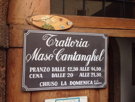 Maso Cantanghel
