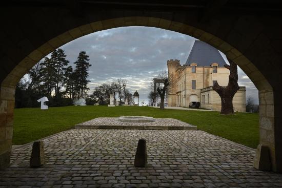Le parc du Château du Prince Noir