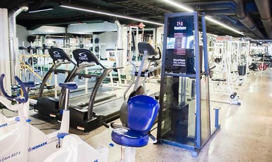 Slagskeppet Gym