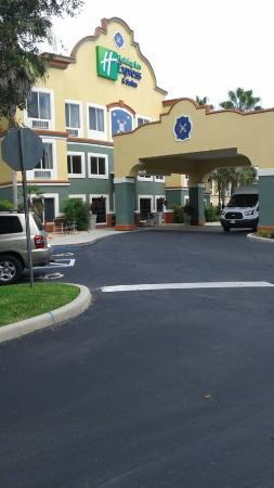 Holiday Inn Express & Suites - The Villages: View of the Hotel
