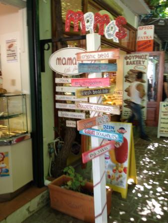 Mama's Little Bakery: Nice bakery