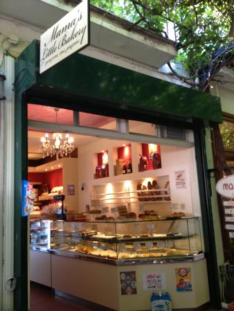Mama's Little Bakery: Always fresh bakery