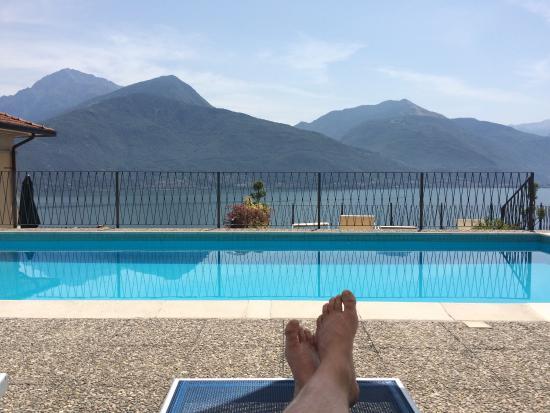 Residence La Pianca: Idyllic