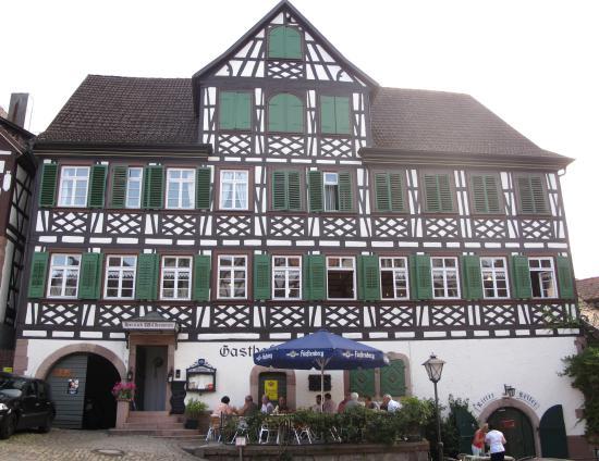 Hotel-Gasthof Sonne : L'hôtel Gasthof SONNE