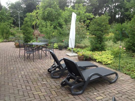Bed & Breakfast Carpe Diem: garden