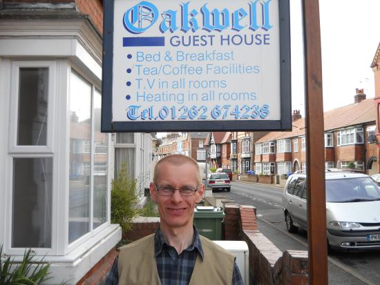 Oakwell Guest House : outside the Hotel