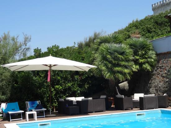 Hotel Villa Parisi Castiglioncello