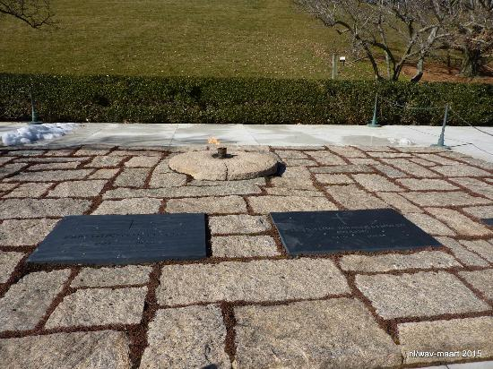Rfk Grave Quotes: Picture Of John F. Kennedy Grave Site