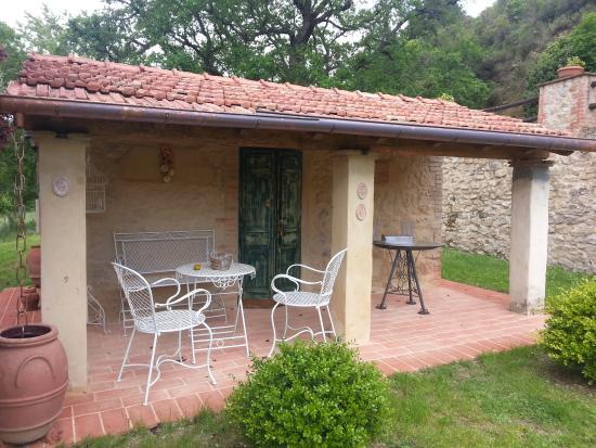 Villa Loghino: Café da manhã