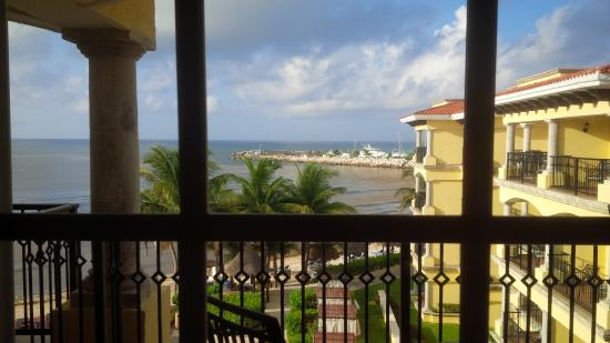 view from room 1446 - Picture of Hotel Marina El Cid Spa & Beach