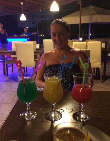 Lighthouse: Lounge & Bar: Traffic lights. You can never have to many cocktails.