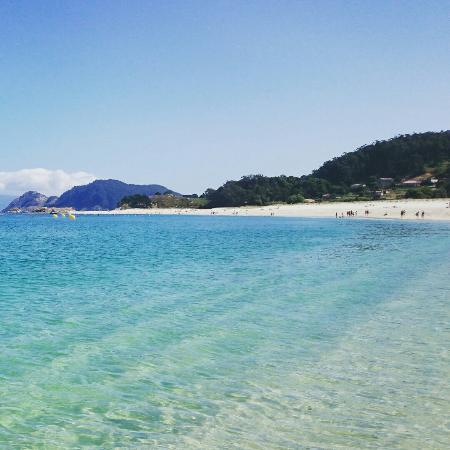 Cies Islands, Spain: Islas cies