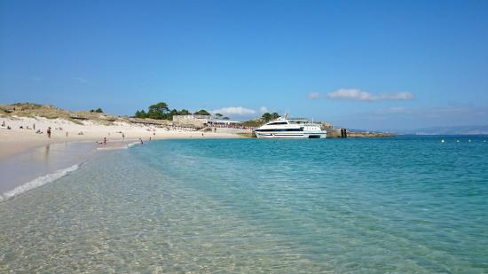 Cies Islands, Spania: Islas cies