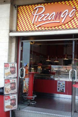 Pizzango Catania