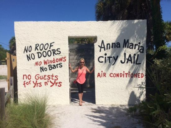 Anna Maria Island Historical Museum: Anna Maria Historical City Jail