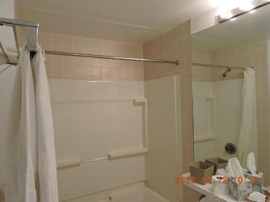 Storybook Inn & Suites: banheiro espaçoso - bom