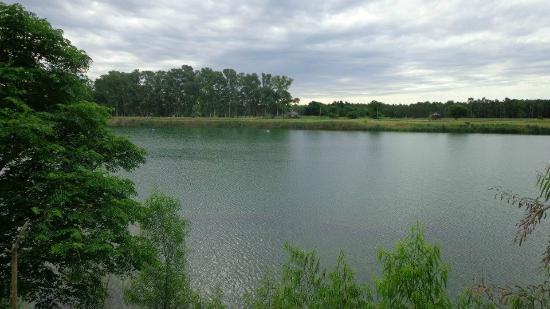 Ezeiza, อาร์เจนตินา: Lago escondido