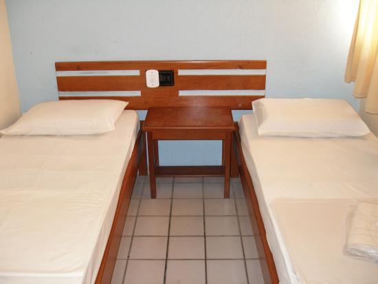 Beira Rio Hotel: Quarto simples (UH 211)