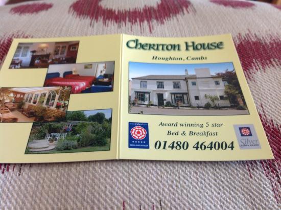 Cheriton House: Hotel