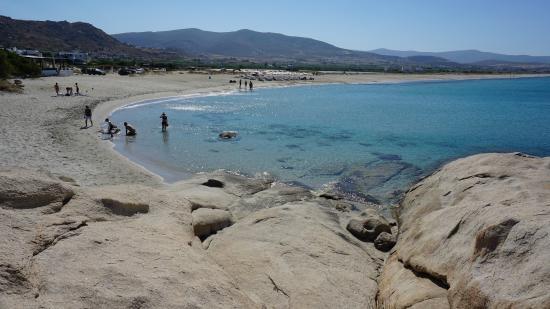 Kalia Studios : spiaggia a Naxos