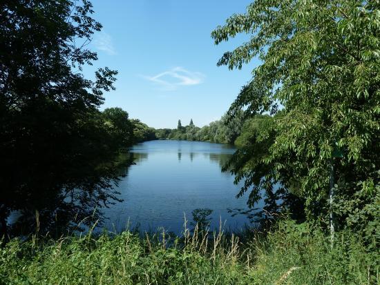 Blauer See Duisburg-Bissingheim