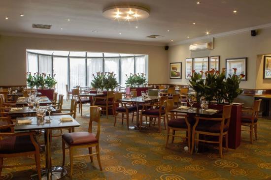 Mercure Hull Grange Park Hotel: Restaurant