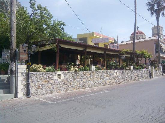 Spili, Yunani: taverna yannis