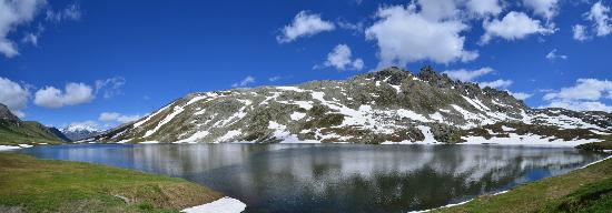 Gran Paradiso National Park照片
