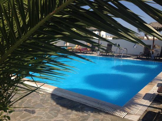 أليكساندرا هوتل: piscina
