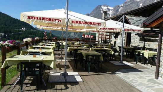 Hotel baita cretaz updated 2017 reviews price comparison for Hotel meuble mon reve cervinia