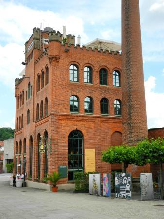 Altes Sudhaus der Lowenbrauerei