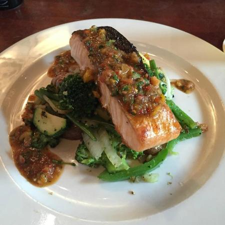 The John Hewitt: salmon