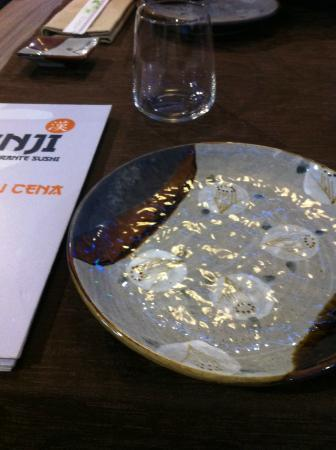 Mise en place foto di kanji ristorante giapponese for En ristorante giapponese
