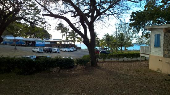 Cane Bay Cottages: View from our deck