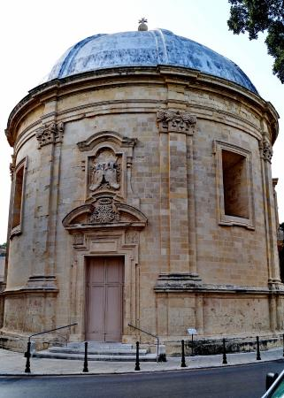 Floriana, Malta: Sarria Church