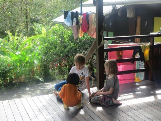 Kurakura Homestay : The hidden place in the Jungle.